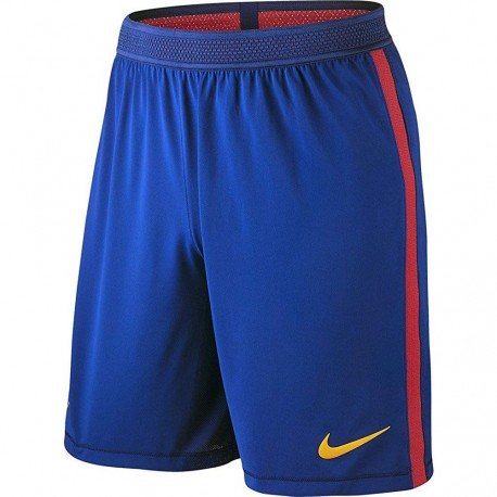 FC Barcelone Vapor Homme Short Football Bleu Nike