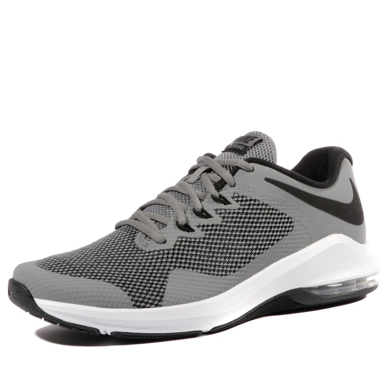 Alpha Trainer Homme Chaussures Training Gris Nike
