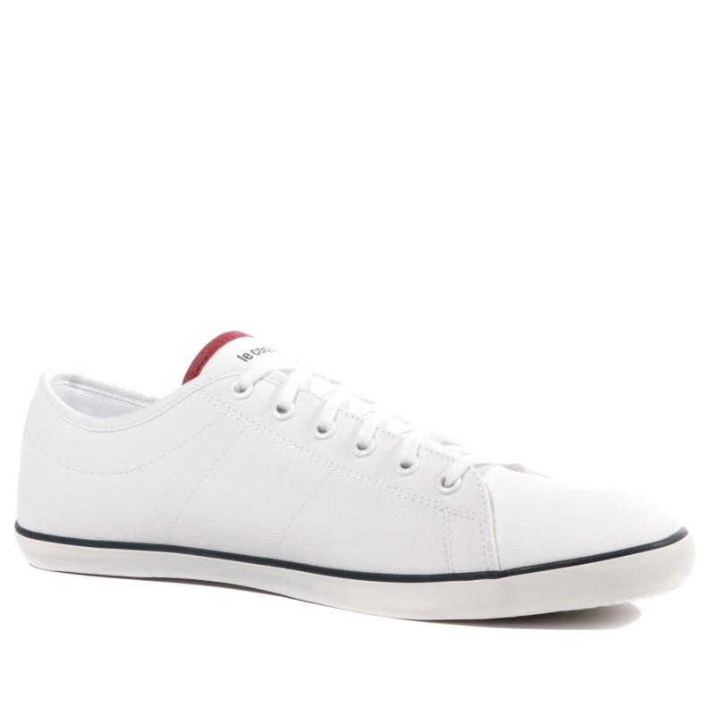 slimset cvs homme chaussures blanc le coq sportif