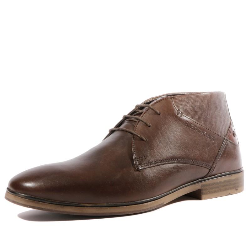 Marron Chaussures Redskins Chaussures Homme Larue Larue Homme vN80mnw