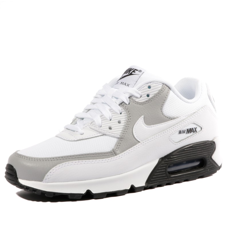 new products 58979 154f5 Air Max 90 Femme Chaussures Blanc Nike