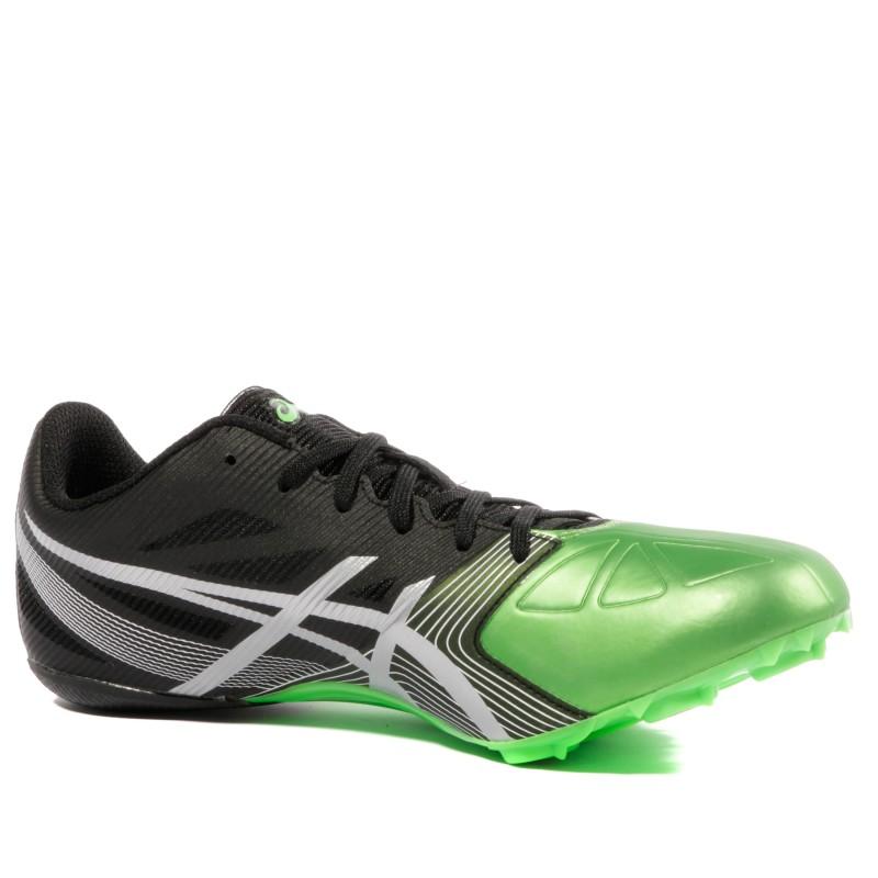 6 Homme Chaussures Athlétisme Asics Vert Hypersprint RL5jA4