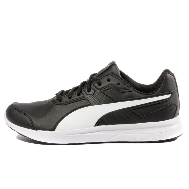 chaussure noire puma homme