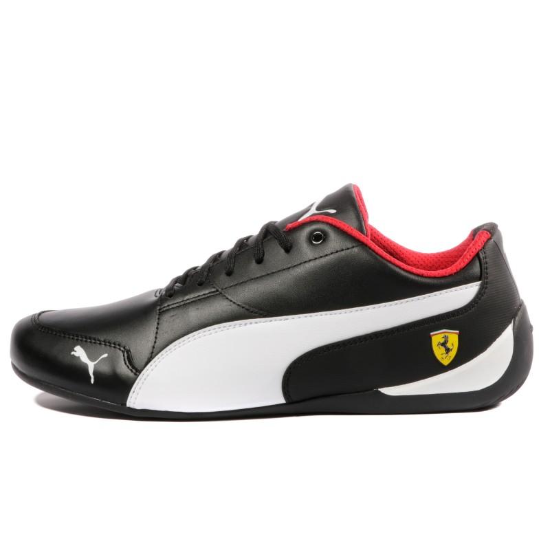 Drift Cat 7 Ferrari Homme Chaussures Noir Puma