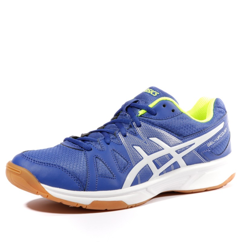 Chaussures Ballbadminton Upcourt Volley Bleu Gel Asics Homme DHEIW2Y9
