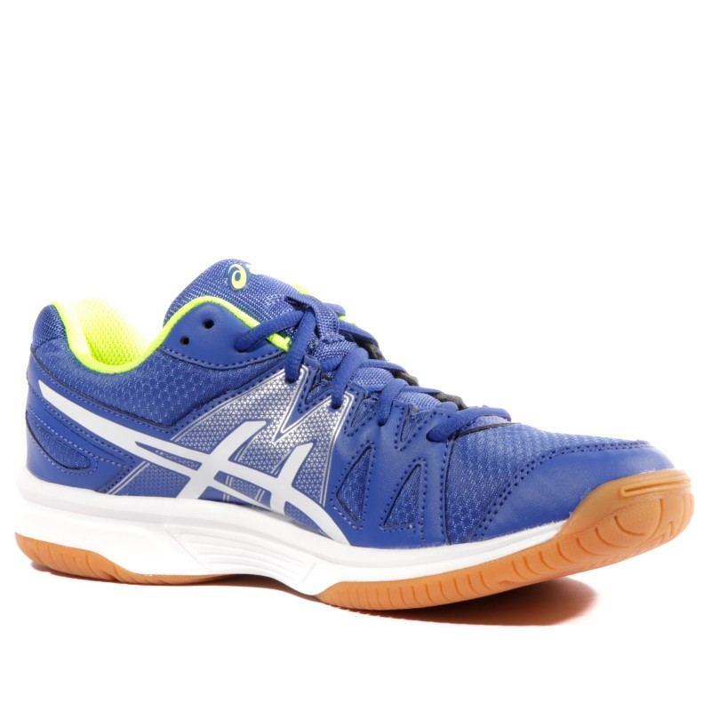 Gel Chaussures Ballbadminton Volley Bleu Upcourt Homme Asics Y6gybf7