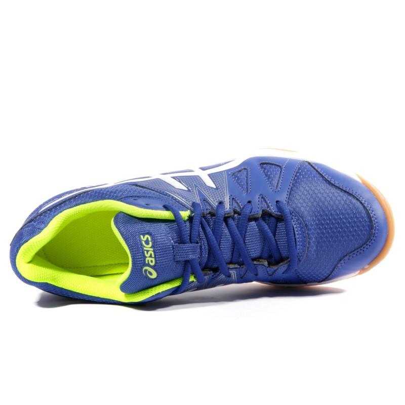 Gel Upcourt Homme Chaussures Volley ballBadminton Bleu Asics