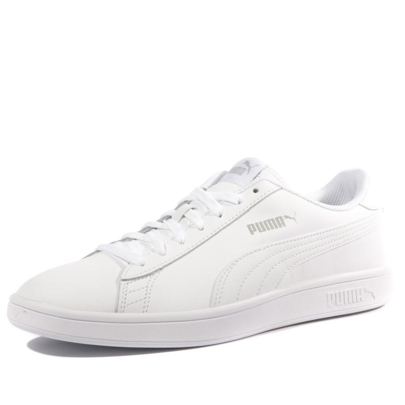 Smash V2 L Homme Chaussures Blanc Homme Puma