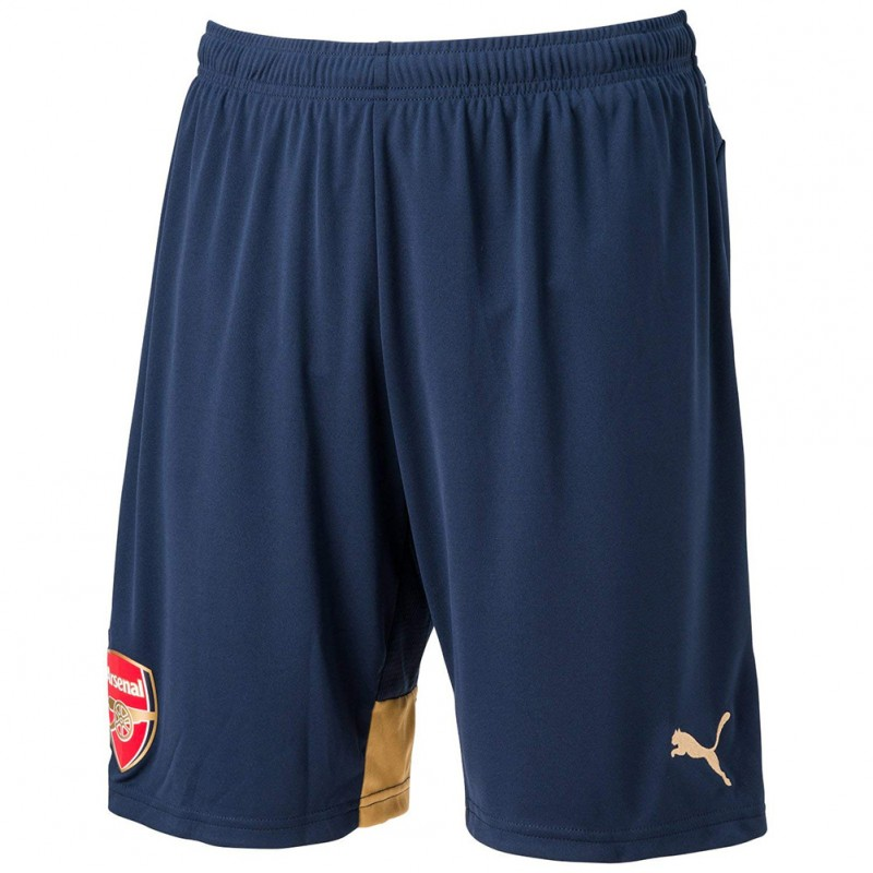 Arsenal Homme Short Football Marine Puma