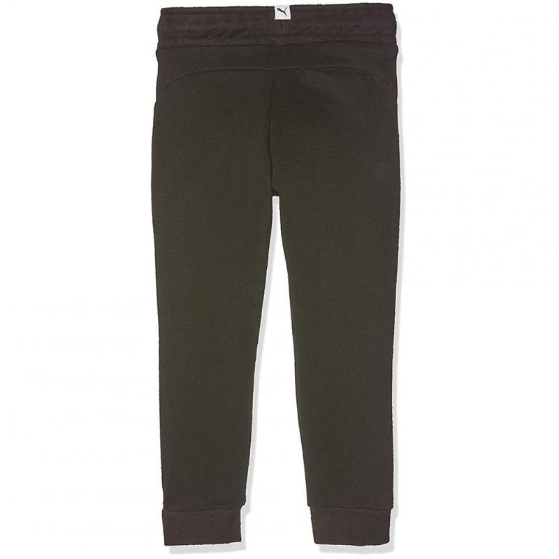 Noir Style Puma Fille Pantalon Sweat 5TlFJ1uKc3