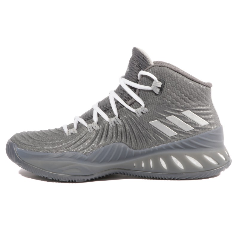 Crazy Basketball Homme Adidas Rrhrqwc7x Explosive 2017 Gris Chaussures sQdthr