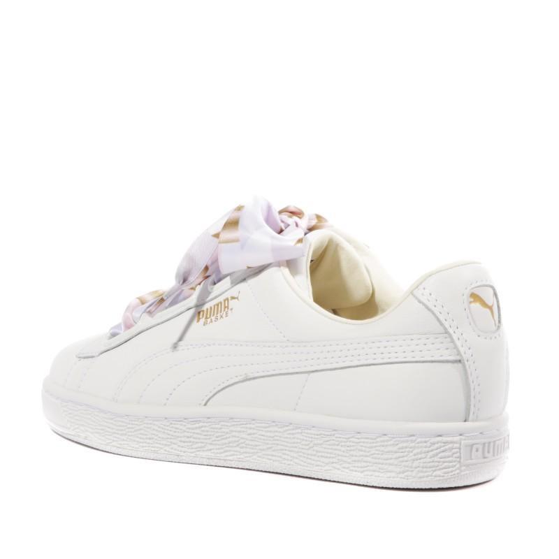 puma femmes chaussures blanc