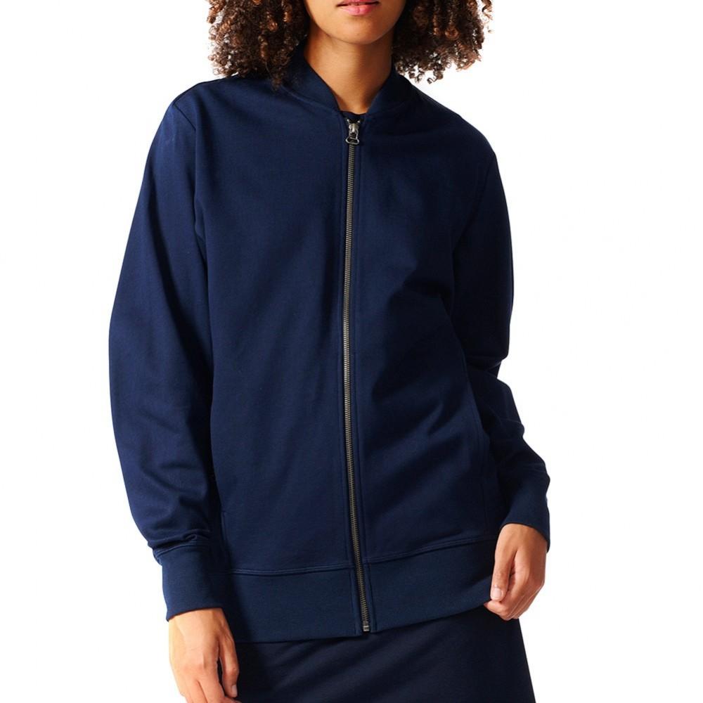 veste adidas bleu femme