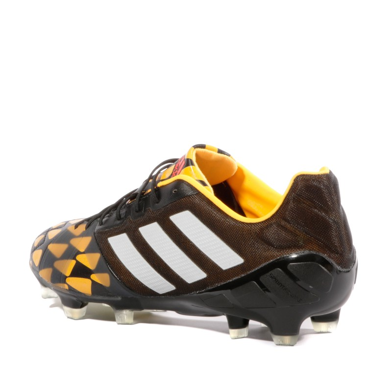 official photos 78a09 5c3ee NITROCHARGE 1.0 FG BKO- Chaussures Football Homme Adidas