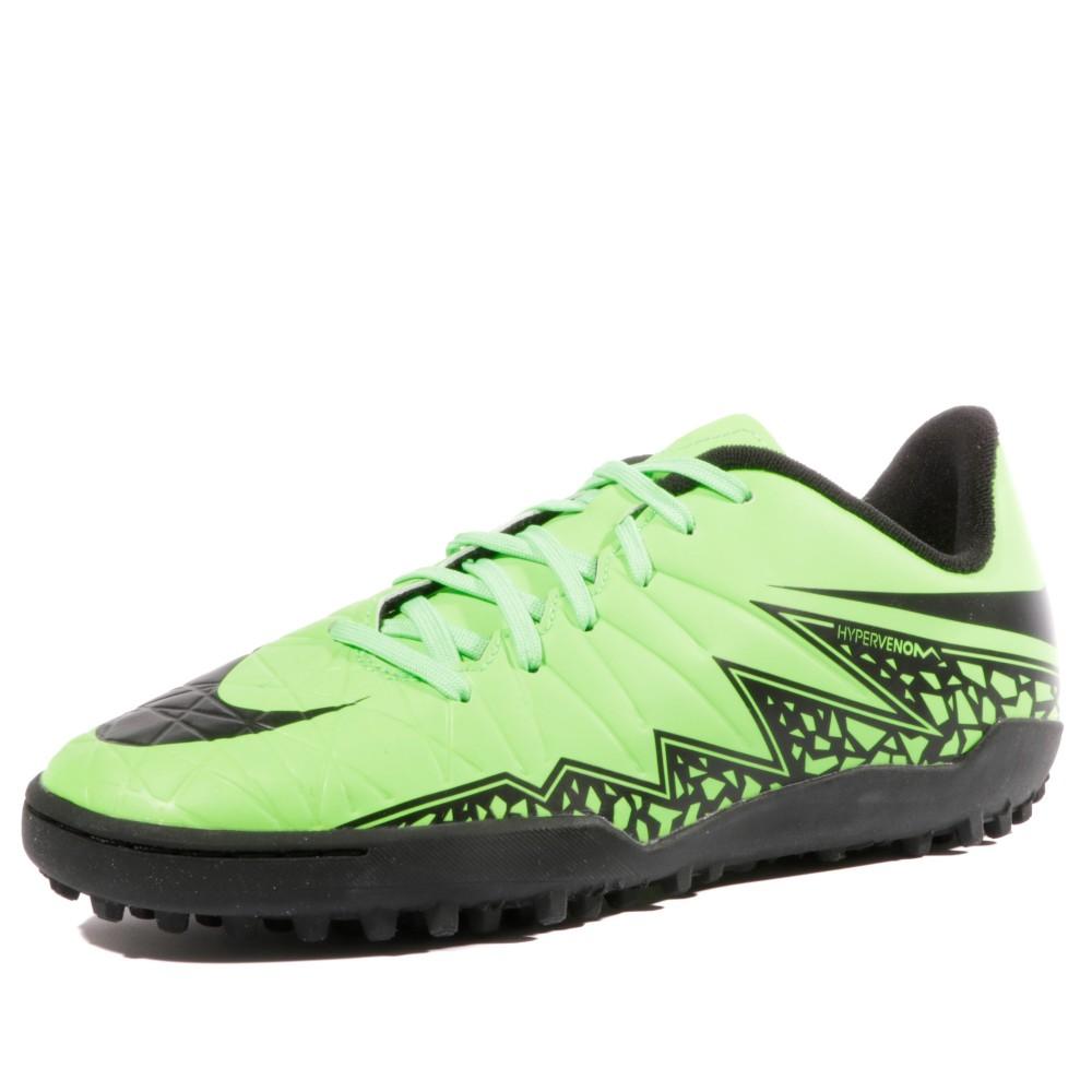 Sur Hypervenom Chaussures Ii Garçon Vert Tf Phelon Nike Détails Futsal mwnv8ON0