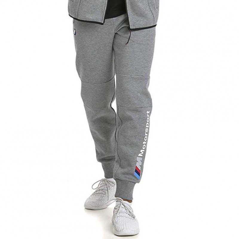 BMW Homme Pantalon Gris Puma