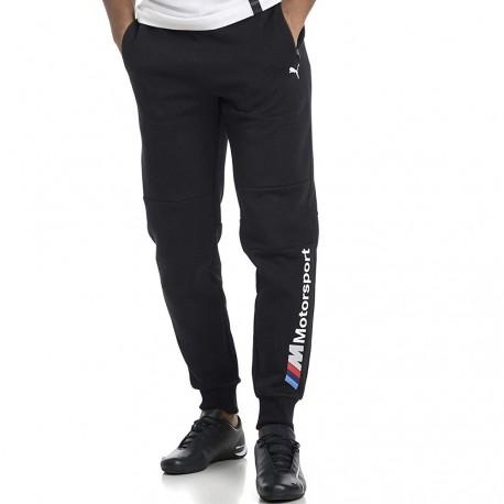 BMW Homme Pantalon Noir Puma