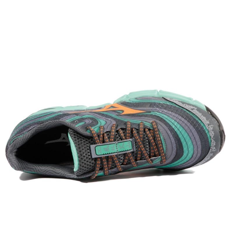 WAVE KAZAN W TUO - Chaussures Trail Femme Mizuno