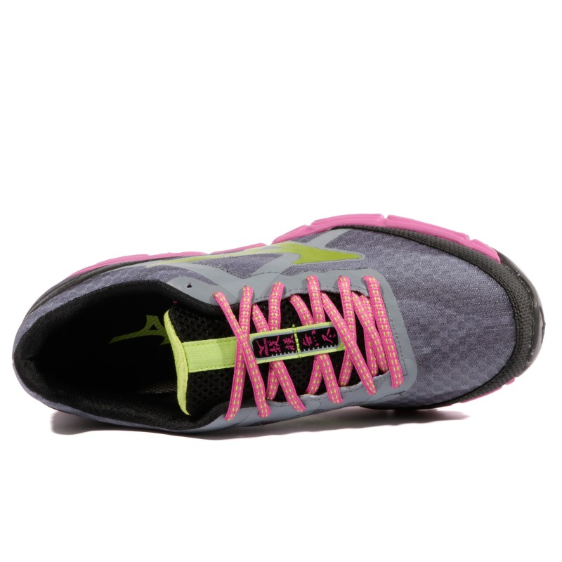 WAVE MUJIN W DGP - Chaussures Trail Femme Mizuno