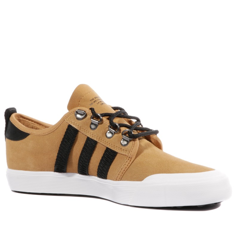 new products 60e73 536e9 Seeley Outdoor Homme Chaussures Skateboard Marron Adidas   eBay