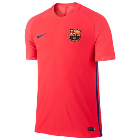 FC Barcelone Homme Maillot Football Rouge Nike