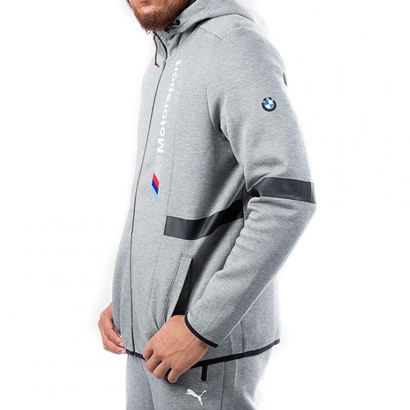 BMW Homme Sweat Gris Puma