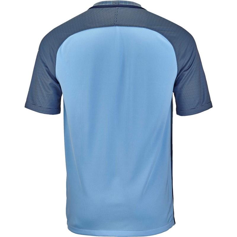 Manchester City Vapor Match Homme Maillot Football Bleu Nike