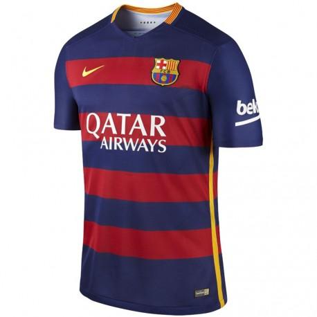 FC Barcelone Mesh Homme Maillot Football Marine Nike