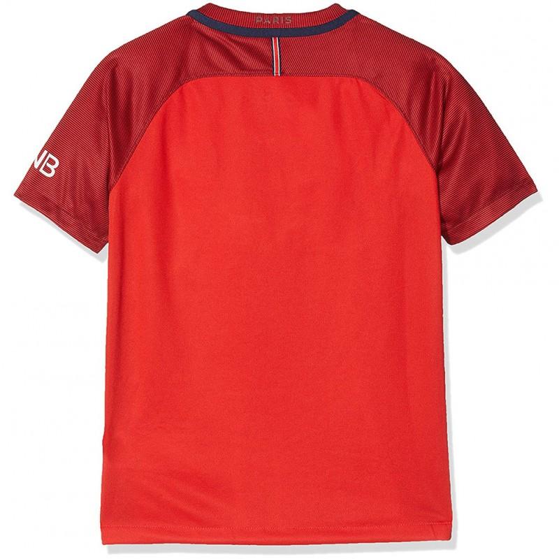 PSG Stadium Garçon Maillot Football Rouge Nike