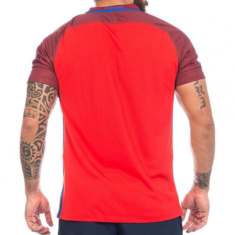 Angleterre Stadium Homme Maillot de Football Rouge Nike