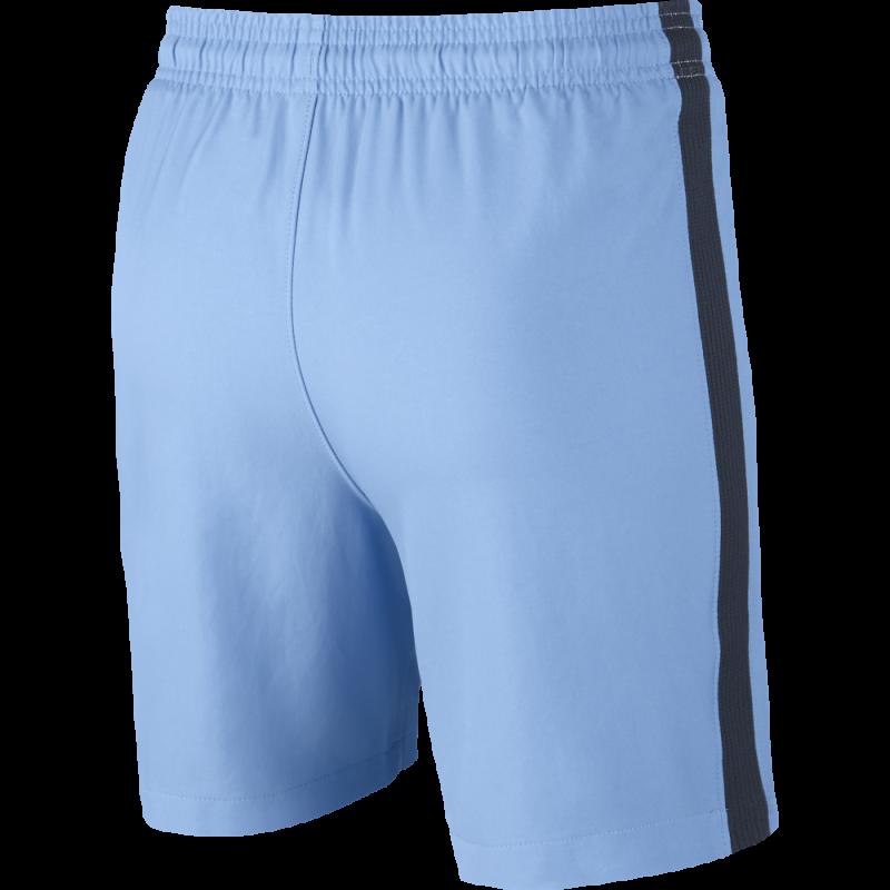 Manchester City Homme Short Football Bleu Nike