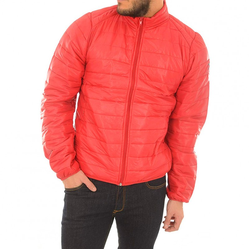 Stotoo Homme Doudoune Rouge Airness