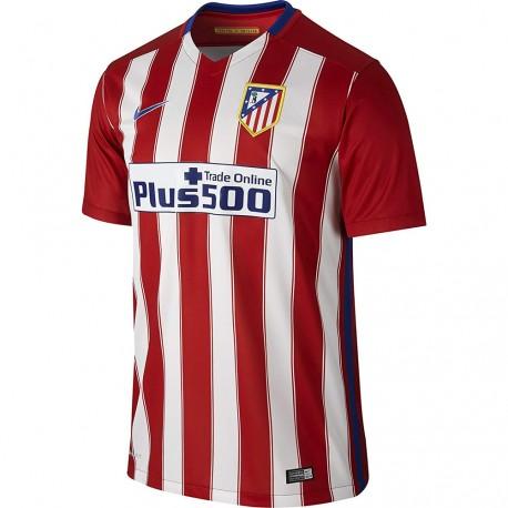 Atletico Madrid Stadium Homme Maillot Football Rouge Nike