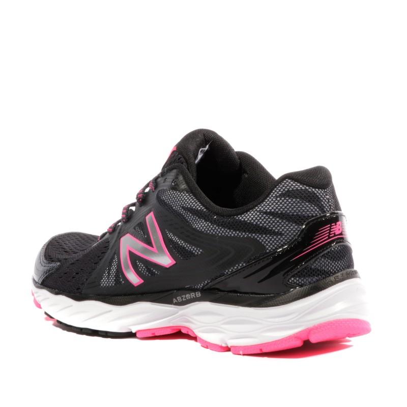 Chaussures W680 Noir Running Femme New Balance Chaussures de running
