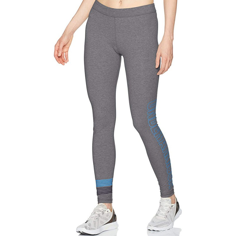 cheap sale san francisco utterly stylish Graphic Femme Legging Gris Under Armour