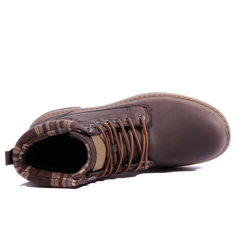 Kappa Breithorn Marron Breithorn Chaussures Homme Homme Chaussures Marron Breithorn Kappa iXuOZkPT
