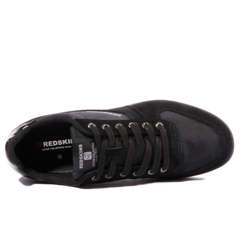 Frizor Homme Chaussures Noir Redskins