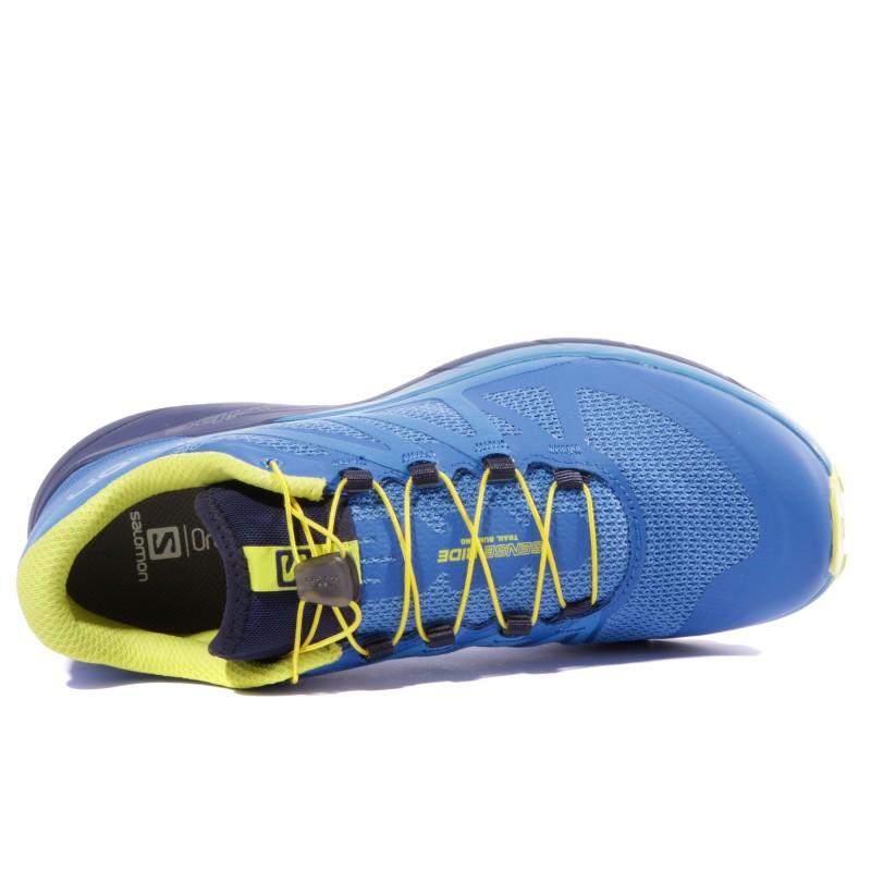 Chaussures Ride Trail Bleu Homme Sense Salomon Dcxrtshq CdoQeBrxW