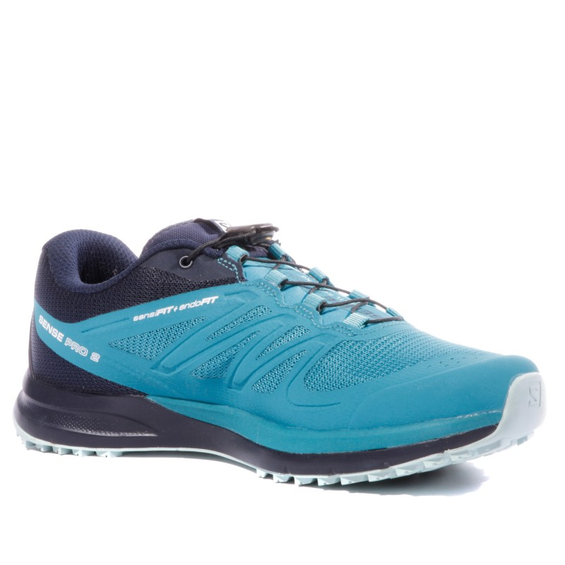 Pro Femme Trail Chaussures Bleu Sense Salomon 2 fgy7vYb6I