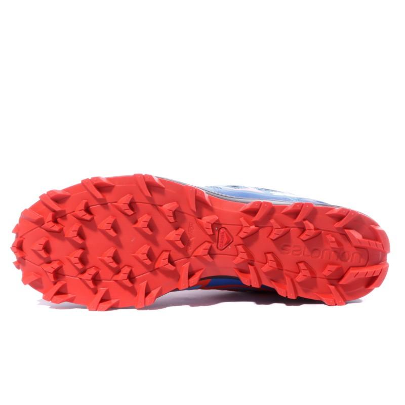 Trail Homme Speedtrak Chaussures Salomon Bleu Eqw4pxfRdP