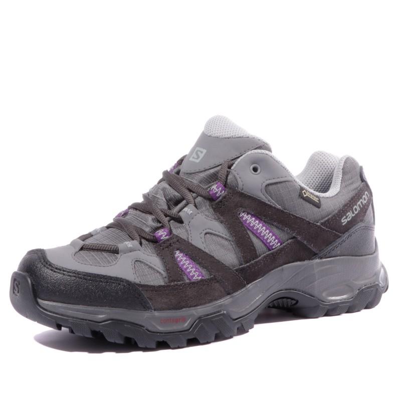 Gris Tsingy Randonnée Salomon Gtx Femme Chaussures lcF3TuK1J