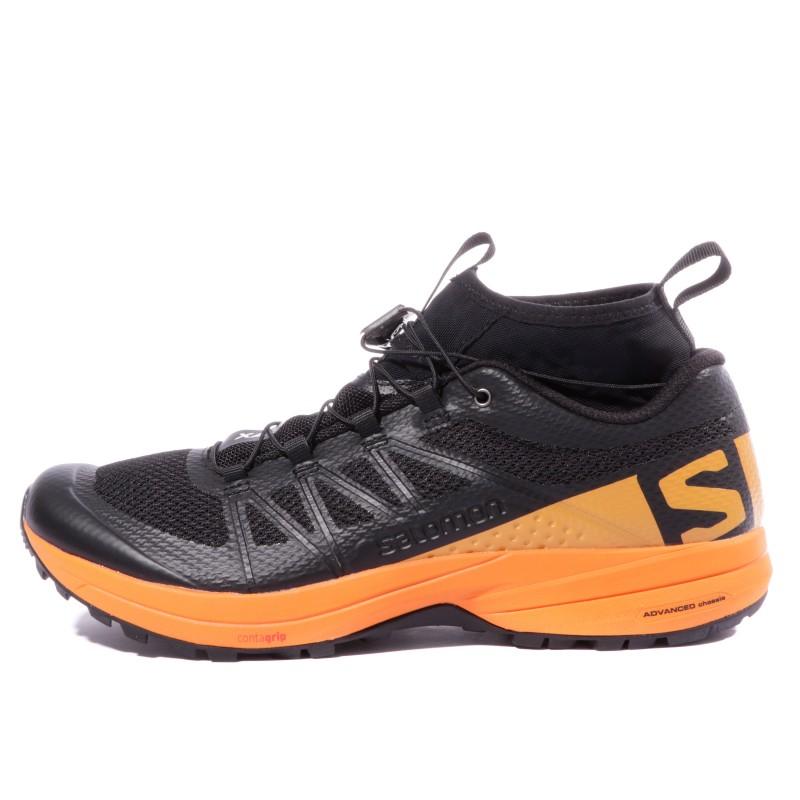Noir Homme Xa Enduro Chaussures Salomon Trail E29HID
