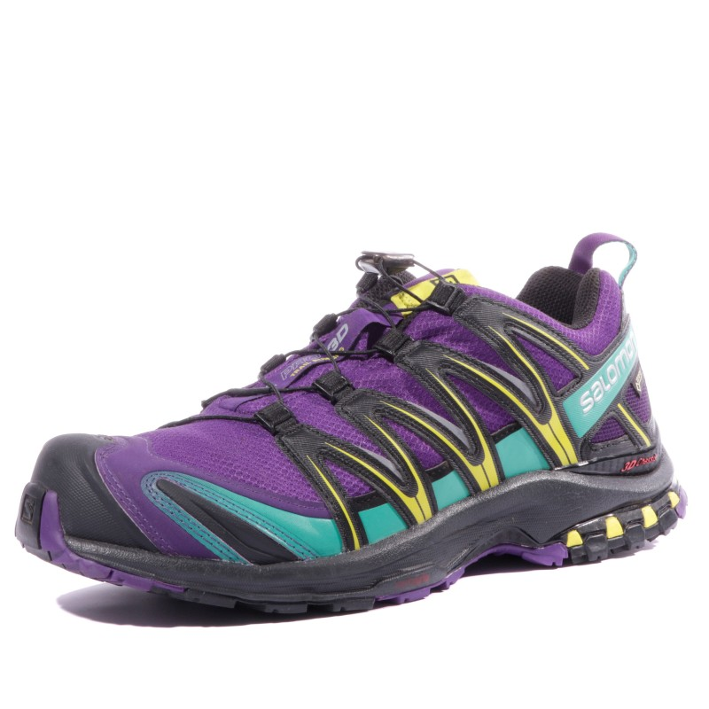 Trail Salomon Chaussures Gtx Pro Violet Femme 3d Xa 0XvwHv