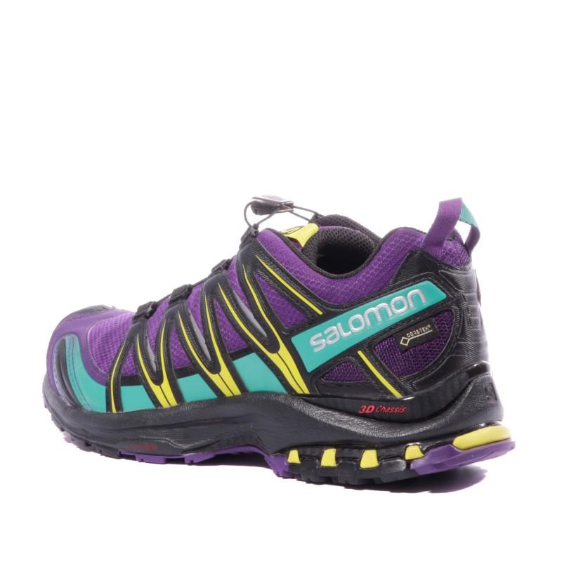 3d Xa Violet Femme Trail Gtx Chaussures Pro Salomon dtrsQhC