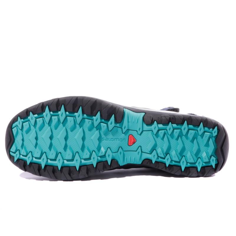 Ellipse Cabrio Homme Chaussures Randonnée Bleu Salomon