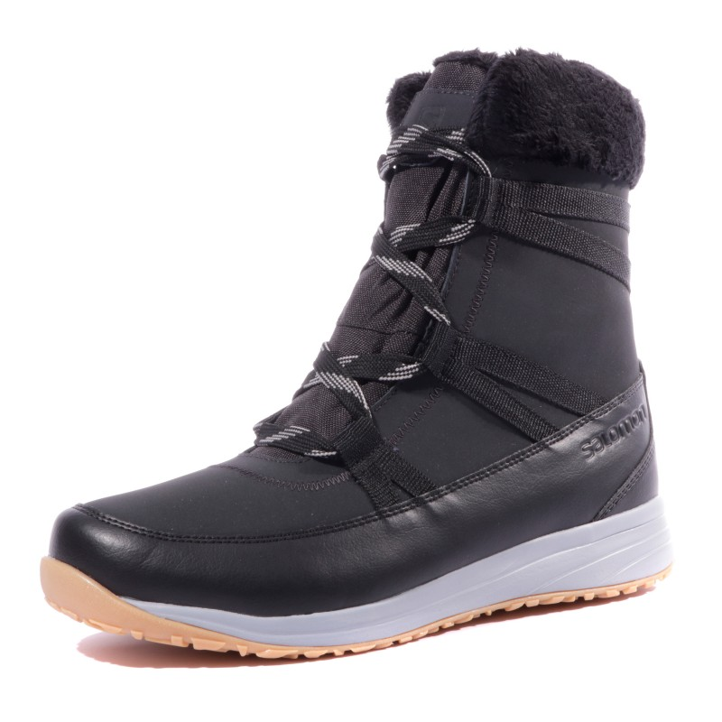 Ltr Chaussures Cs Ski Femme Salomon Heika Noir Y6y7bfg