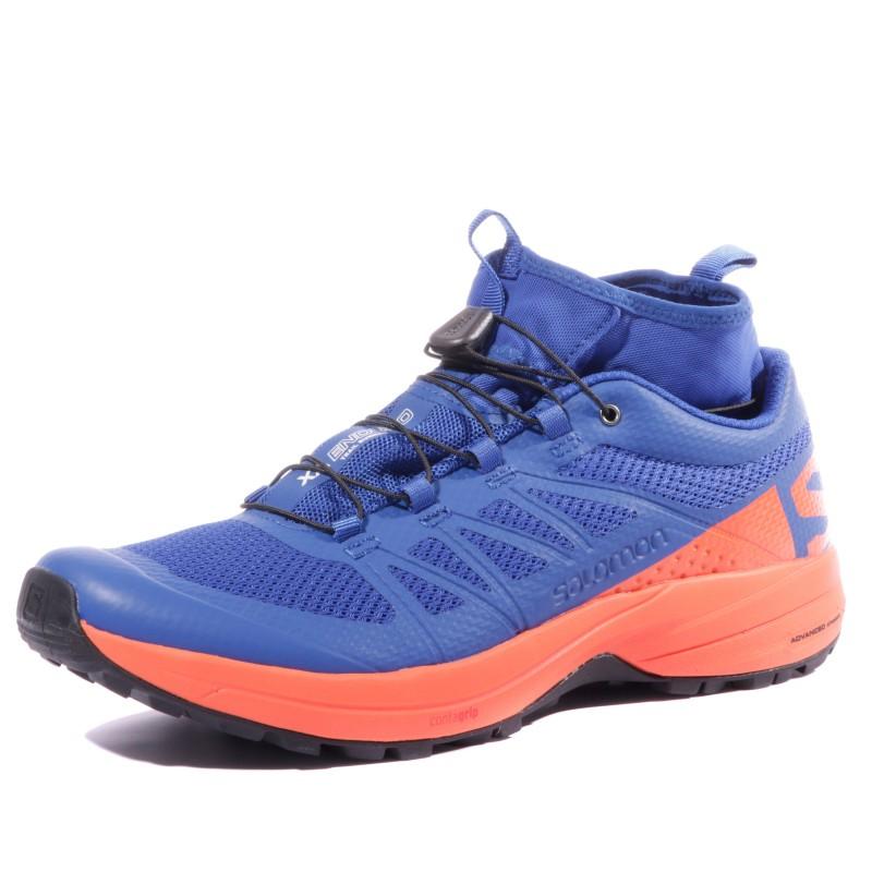 Enduro Xa Trail Vw0n8nmo Homme Bleu Salomon Chaussures dxBCerWo