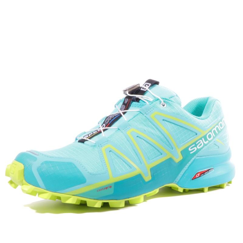 SALOMON City Cross W, Chaussures de Tennis Femme