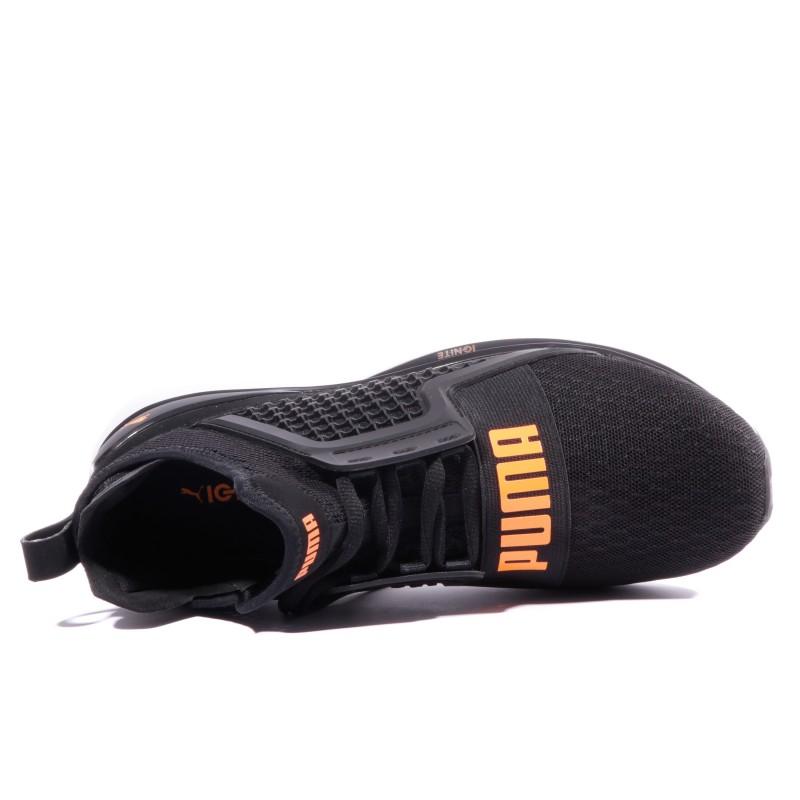 Ignite Orange Noir Limitless Homme Chaussures Puma 3RAjLqc54