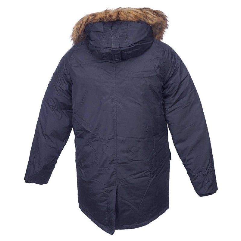 Canada Parka Homme Marine Paname Brothers